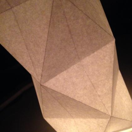 Lanterne Origami