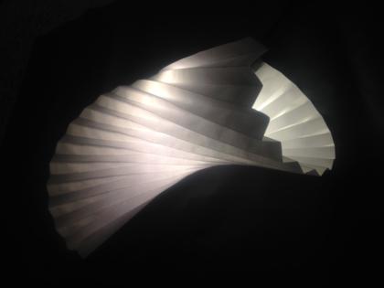 Pieghe di luce