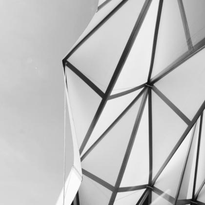 Origami Pavillon